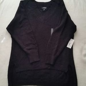 NEW Womens Hi/Lo Sweater